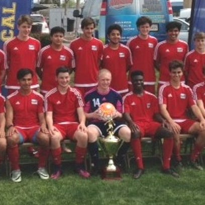 The North State Soccer United 98 U19 boys soccer team