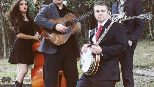 Don't miss the return of Music Under the Stars Sunday at 7 p.m.