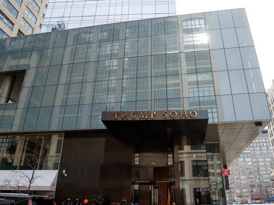 Trump Soho Hotel And Condominium