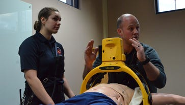CPR machines have become more common; Battle Creek project to study how well they work
