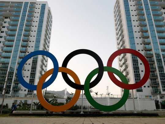 Hook up olympic village