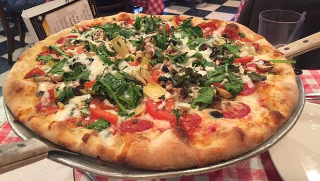 Trattoria Pizza & Italian opened recently at OWA in Foley, Alabama.