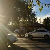 Watch Waymo self-driving cars chauffeur passengers around Chandler
