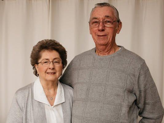 Anniversaries: John Robinson & Phyllis Robinson