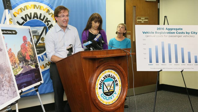 Milwaukee County Executive Chris Abele wants the state to return a job training agency to the control of the county.