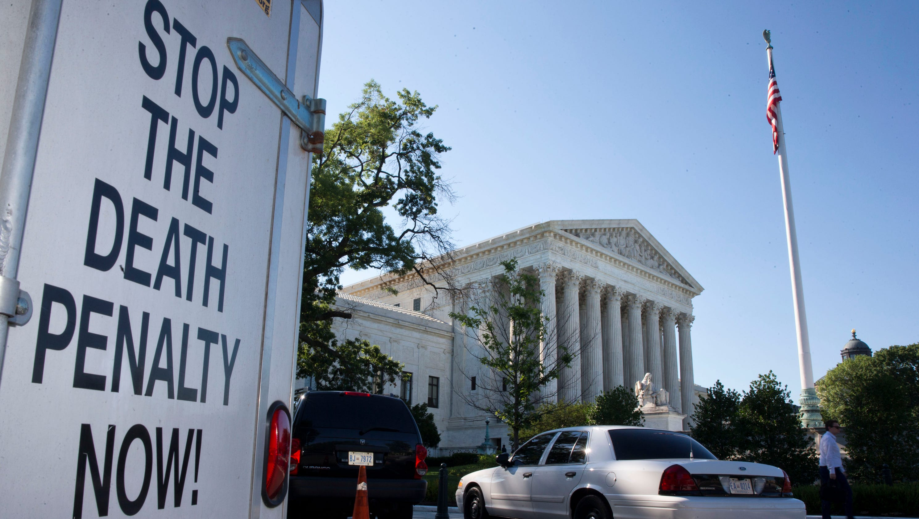 Death penalty divides Supreme Court after Scalia's death