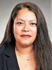 Margie Venegas, new vice president of business development