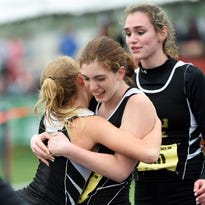 District 3 track and field day 2: Delone Catholic girls' win Class 2A team title