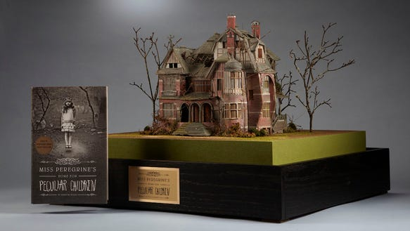 Pics See A Magical Model Of 39 Miss Peregrine 39 S Home 39