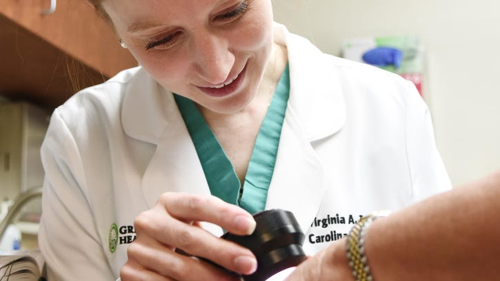 Free skin cancer screening is May 19