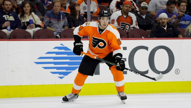 Flyers 2015 first-round pick Ivan Provorov is a virtual lock to be on the final roster.