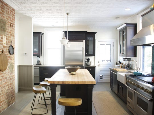 Upgraded appliances are high on the list of kitchen