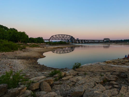 Why cross the Ohio River? To learn history, see the art of Southern Indiana
