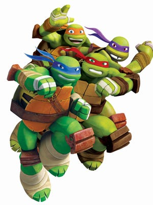 The Teenage Mutant Ninja Turtles are the subject of a new exhibit at The Children's Museum of Indianapolis.