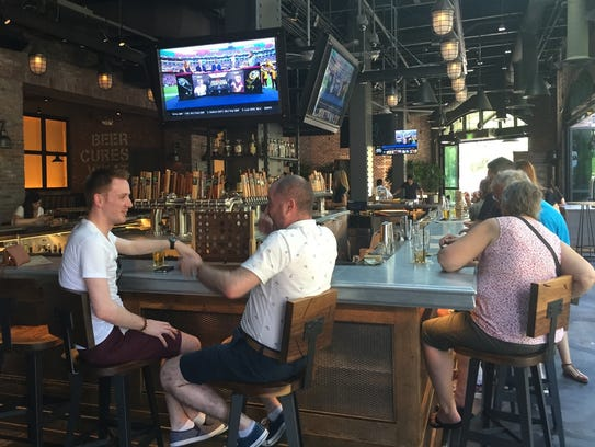 Beerhaus has board games, ping-pong and beer in an
