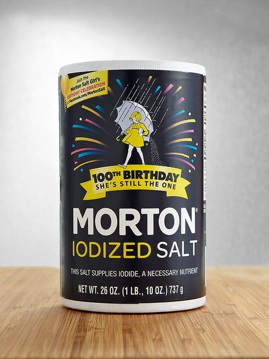Morton Salt logo gets ...