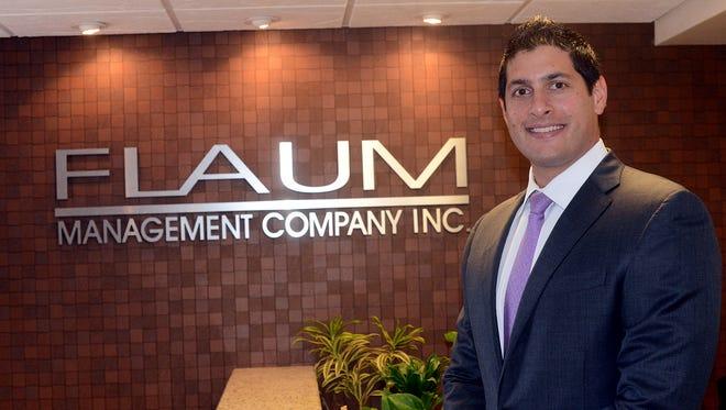 Asher Flaum, President, Flaum Management Company.