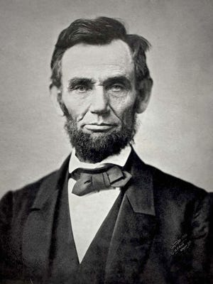 Abraham Lincoln, Nov. 1863