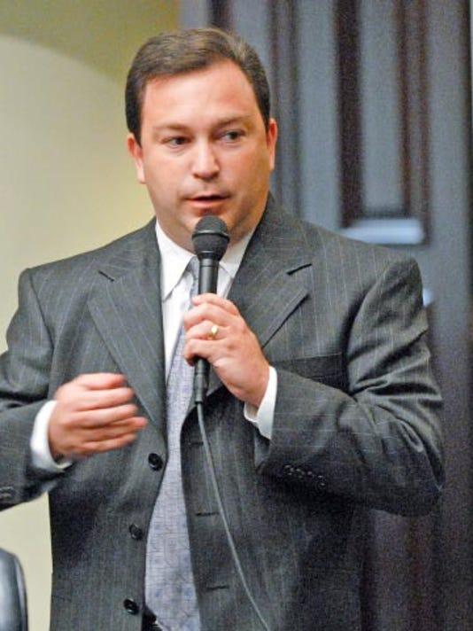Sen. Jeremy Ring, 2008
