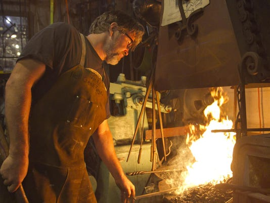 2 Blacksmith Jim Roth_2NDARY