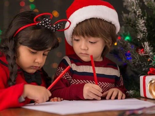 Letters to Santa (2)