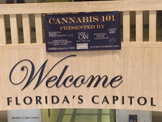 Cannabis 101 is pushing for the legalization of marijuana and recently held a convention to point out the personal and economic benefits of legal marijuana.
