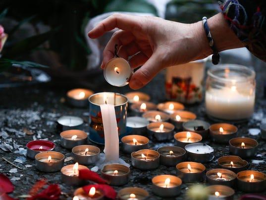 EPA FRANCE PARIS ATTACKS WAR ACTS OF TERROR FRA