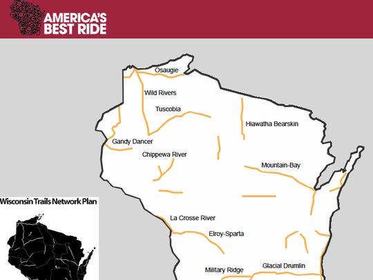 DNR's trail network plan