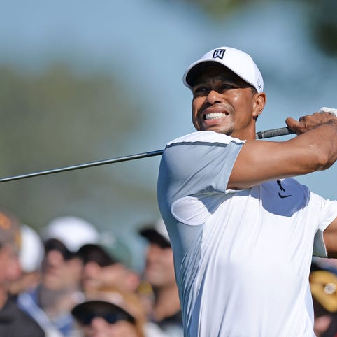 Tiger Woods' PGA Tour victories