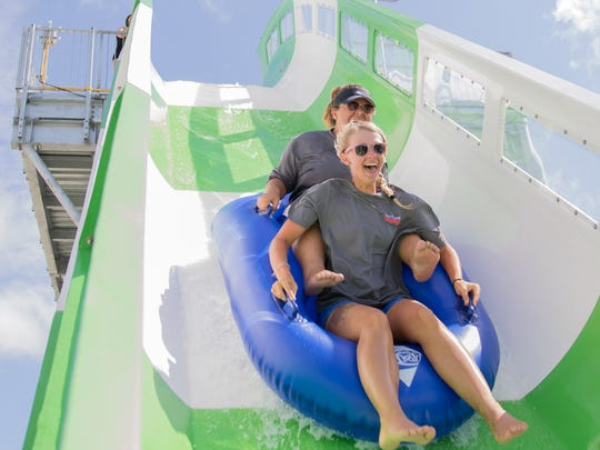 Cedar Fair Entertainment Co., which owns Cedar Point amusement park in Sandusky, purchased two Schlitterbahn Texas-based parks for $261 million.