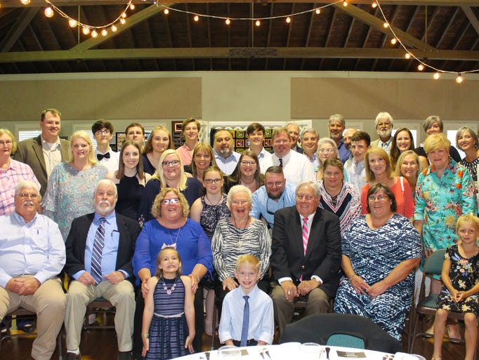 The DuBose family comes together for the 19th Pioneer