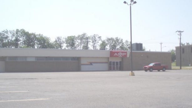 The former AMF Pla More Lanes bowling alley site has a new owner.