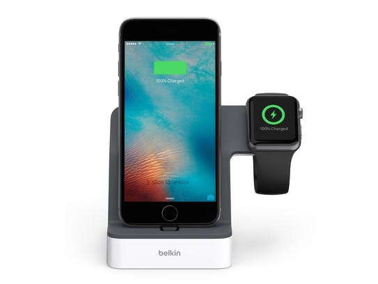 A good phone and smart watch deserve a classy place