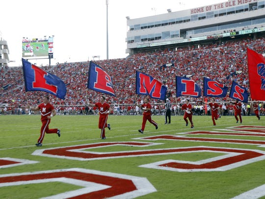 Ole Miss was charged with 21 allegations back in February