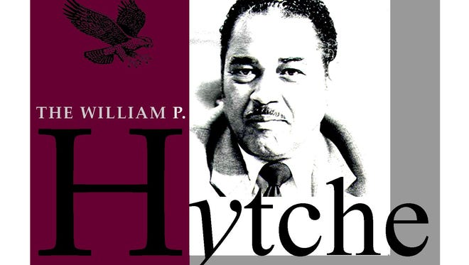 This submitted graphic announces the William P. Hytche Legacy Initiative that culminates Saturday, Sept. 10, 2016, with the grand opening of the Hytche Legacy Museum on the campus of the University of Maryland Eastern Shore.