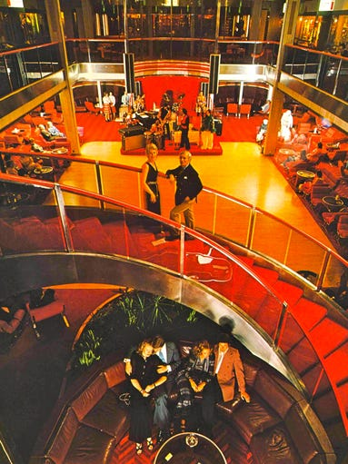 Ss United States Engine Room: Cruise Ship Tours: The Last Of The Great Ocean Liners