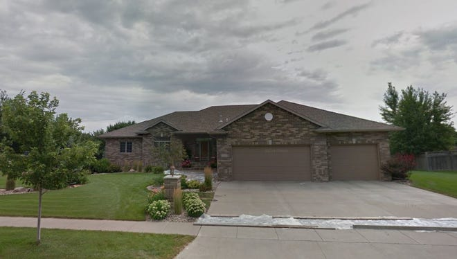 This home at 900 S. Riverward Dr., pictured here in a 2011 Google Street View image, recently sold for  $575,000 making it our top home on the sales list for the week ending March 9.