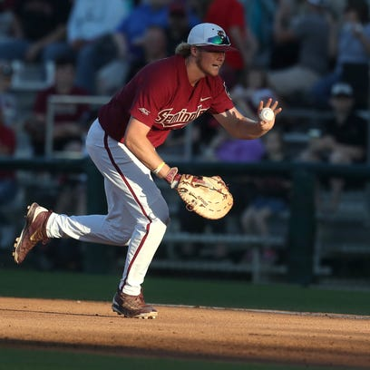Nine FSU players, commits selected on day three of the MLB draft
