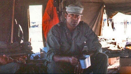 Retired Marine Sgt. Maj. John Canley of Oxnard served tours in Vietnam each year from 1965 to 1970. He will be presented the Medal of Honor.