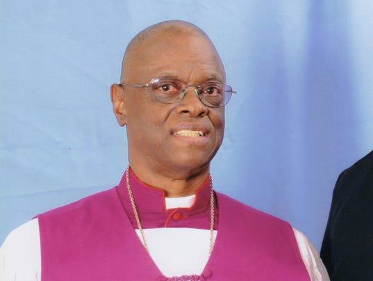 Phoenix Bishop Henry Barnwell