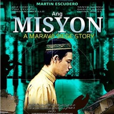 Filipino film shows footage from Marawi attack