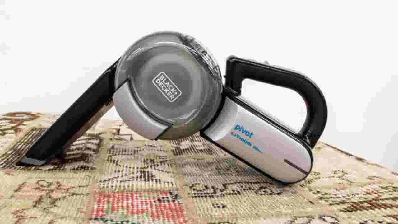 These Are The Best Handheld Vacuums You Can Buy