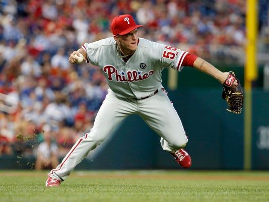 Phillies Nationals Baseball (3)