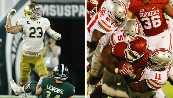 This could be the year the Big Ten gets left out of the College Football Playoff.