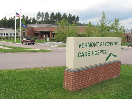 Mental Health hospital in Vermont