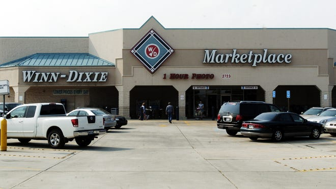 The Winn-Dixie on Ambassador Caffery Parkway is set to close March 9.