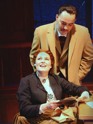 """""""Silent Sky,"""" the debut production of Summit Performance Indianapolis,  runs through July 22 at the Phoenix Theatre."""