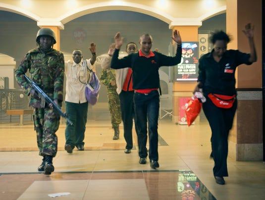 AP Kenya Mall Fact Check