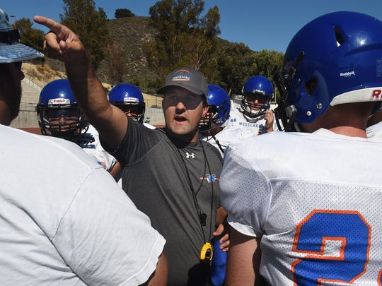 After winning three CIF titles, two at Nordhoff and one at Trabuco Hills, Tony Henney lasted only two seasons at Westlake.