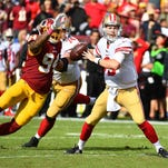 C.J. Beathard makes case for 49ers starting QB spot with impressive showing vs. Redskins
